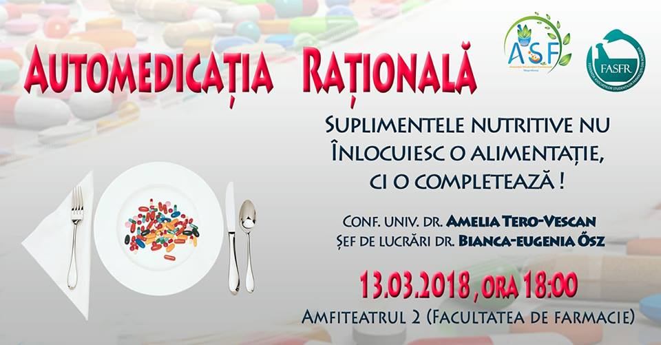Eveniment Facultatea de Farmacie