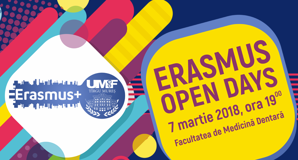 erasmus open days blog
